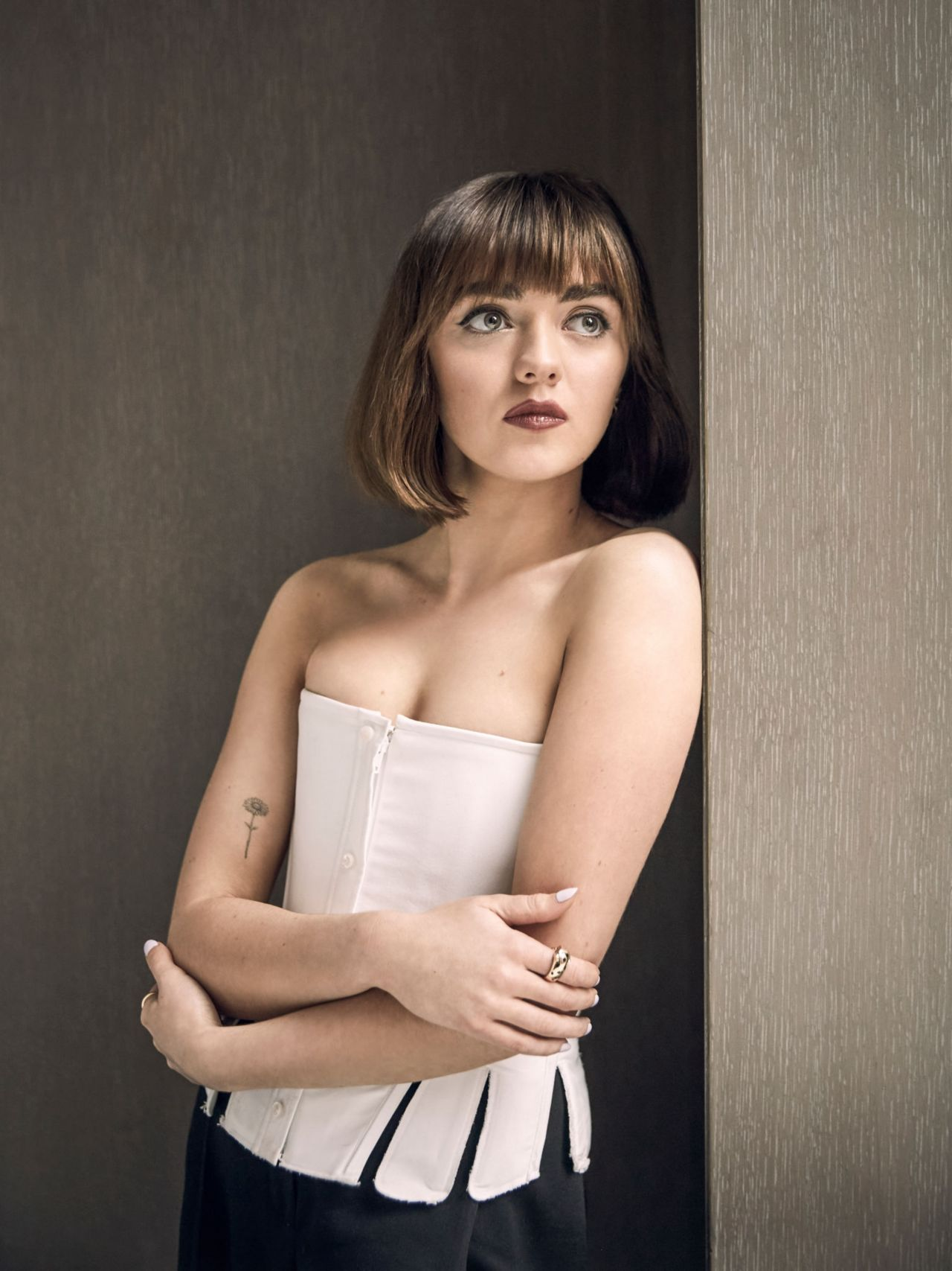 Photoshoot maisie williams From a